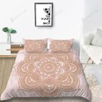 Sweet Floral Printed Bedding Set Bedroom Decor