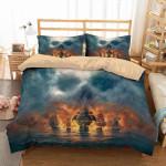 3d Customize Pirate Ship Bedding Set Bedroom Decor