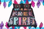 Wild Free Spirit Bedding Set Bedroom Decor