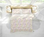 3d Floral Branch Leaves Bedding Set Bedroom Decor