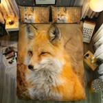 Fox Feeling Sad Bedding Set Bedroom Decor