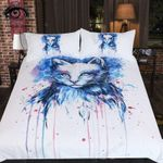 Space By Pixie Cold Art Bedding Set Bedroom Decor