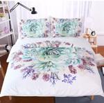 Floral Bouquet 3D Bedding Set Bedroom Decor