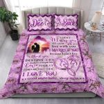 His Doe And Her Buck I Didn'T Marry You  Bedding Set Bedroom Decor