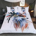 Fox By Pixie Cold Art Bedding Set Bedroom Decor