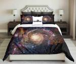 Galaxy And Nebula  Bedding Set Bedroom Decor