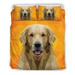 Labrador Retriever Modern Art Printed Bedding Set Bedroom Decor