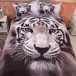 Tiger Animal Printed Bedding Set Bedroom Decor