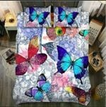 Paint The Day Wild Printed Bedding Set Bedroom Decor