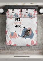Elephant  My Little Baby Bedding Set Bedroom Decor