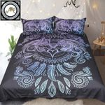 Wolves Heart By Sunimaart Printed Bedding Set Bedroom Decor