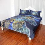 Unicorn Paisley Design Bedding Set Bedroom Decor