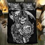 Skull Death Bedding Set Bedroom Decor