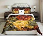 Flowery Luxury Design  Bedding Set Bedroom Decor