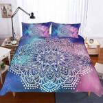 Galaxy Mandala Bedding Set Bedroom Decor