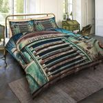 Dodge The Ram Vintage Bedding Set Bedroom Decor