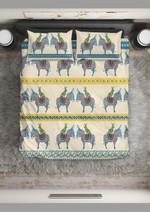 Mexican Donkey Art Bedding Set Bedroom Decor