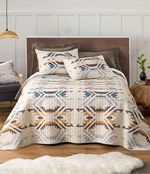 Pendleton White Sands Quilt Bed Set Bedroom Decor