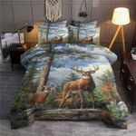 The Elk Or Wapiti Is One Of The Largest Species  Bedding Set Bedroom Decor