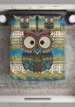 Fool Owl Bedding Set Bedroom Decor