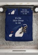 Elephant  Little Things In Life Bedding Set Bedroom Decor