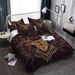 Golden Elk 3D Bedding Set Bedroom Decor