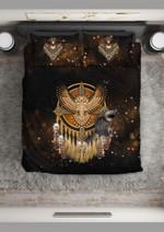 Native American Owl Bedding Set Bedroom Decor