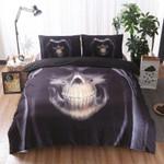Skull  Cool Bedding Set Bedroom Decor