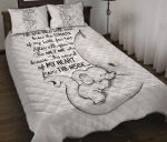 Elephant No One Else Will Ever Know The Strength Printed Bedding Set Bedroom Decor
