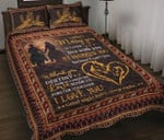 I Didn'T Marry You So I Could Live With You Bedding Set Bedroom Decor