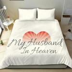 My Husband In Heaven  Bedding Set Bedroom Decor