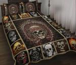 Vintage Skull Chief Printed Bedding Set Bedroom Decor