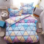 Watercolour Elephant Pattern Printed Bedding Set Bedroom Decor