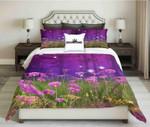 Forest Flowers Design  Bedding Set Bedroom Decor