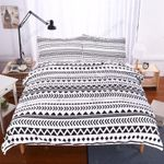 Geometric Shapes Design  Bedding Set Bedroom Decor