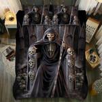 Santa Muerte Spanish For Our Lady Of Holy Death Bedding Set Bedroom Decor
