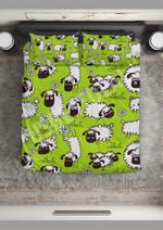Sheep  Go To The Farm Bedding Set Bedroom Decor