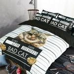 High Definition Printing Prison Cat Printed Bedding Set Bedroom Decor