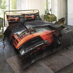 General Lee  The Dukes Of Hazzard 3D  Bedding Set Bedroom Decor