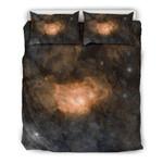 Lagoon Nebula Galaxy Object 3D Bedding Set Bedroom Decor
