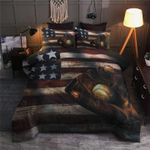 American Country Baseball Glove Bedding Set Bedroom Decor
