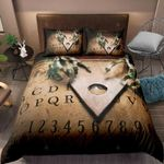 3D Mysterious Tarot Skull  Bedding Set Bedroom Decor