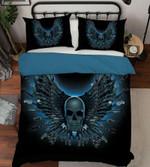 3D Skull Strings Bedding Set Bedroom Decor