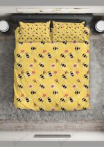 Bee  Wanna Make Up Bedding Set Bedroom Decor