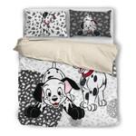 Cute Dalmatians Bedding Set Bedroom Decor