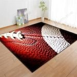 Photographic American Football Print 3D Grapic Design Area Rug Home Decor