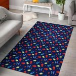 Butterfly Garden Pattern 3D Printed Area Area Rug Home Decors Home Decor