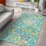 CatsPattern Palette 3D Printed Area Rug Home Decor
