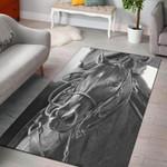 Horse Beautiful Grapic Design Area Rug Home Decor