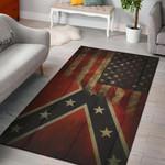 American Confederate Flag 3D Printed Area Area Rug Home Decors Home Decor